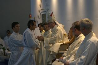 Ordination Victor 1